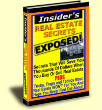 Insider Tips is a FREE 12-lesson E-mail coursecovering more than 20 topics and exposing the realitiesbehind buying and selling a home.